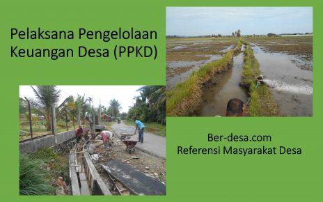 Pelaksana Pengelolaan Keuangan Desa (PPKD)