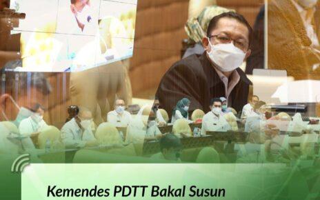KEMENDES PDTT BAKAL SUSUN MODEL PENGAWASAN DANA DESA